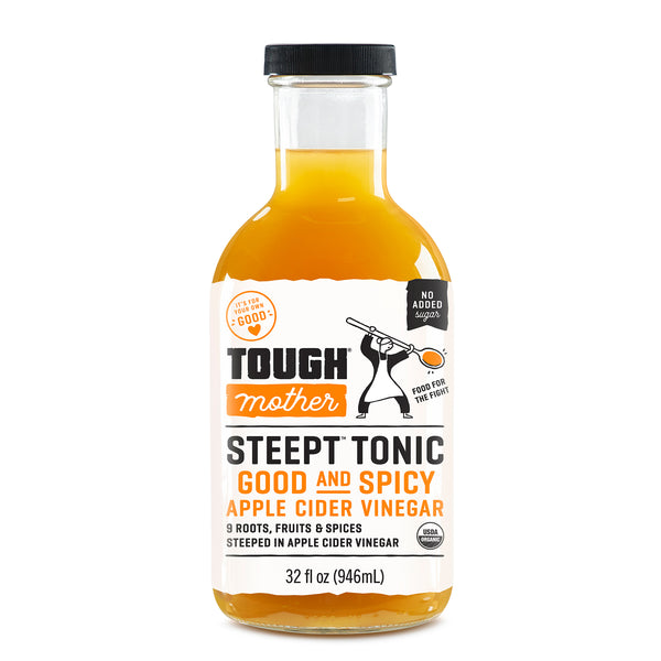 Good & Spicy Steept Tonic 32oz <br> $35