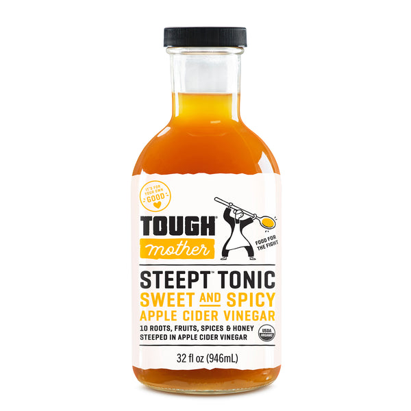 Sweet & Spicy Steept Tonic 32oz <br> $35