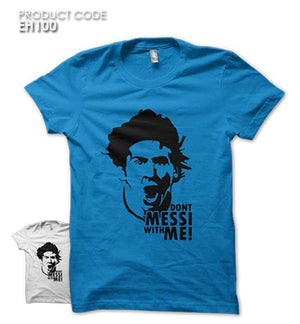 MESSI  Half Sleeves Tshirt (EH100)