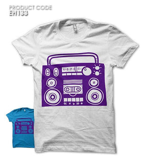 TAPE  Half Sleeves Tshirt (EH133)