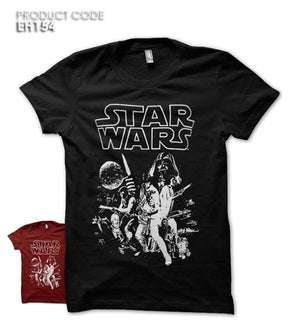 STAR WARS ARMY Half Sleeves Tshirt (EH154)