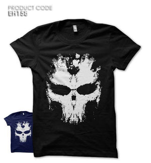 CALL OF DUTY SKULL Half Sleeves Tshirt (EH158)