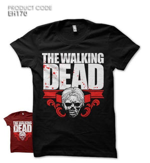 THE WALKING DEAD Half Sleeves Tshirt (EH170)