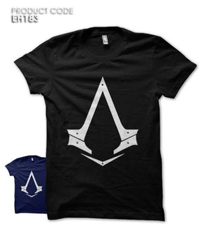 ASSASIN CREED Half Sleeves Tshirt (EH183)
