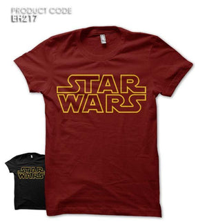 STAR WARS Half Sleeves Tshirt (EH217)