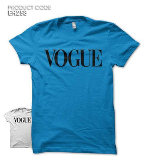 VOGUE Half Sleeves Tshirt (EH258)