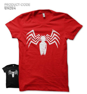 SPIDERMAN SPLASH Half Sleeves Tshirt (EH284)