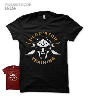 GLADIATOR TRAINING Half Sleeves Tshirt (EH286)