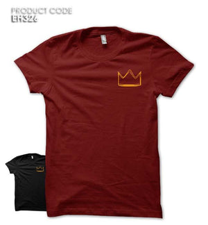 CROWN POCKET Half Sleeves Tshirt (EH326A)