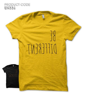 BE DIFFERENT Half Sleeves Tshirt (EH336)