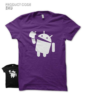 ANDROID  Half Sleeves Tshirt (EH3)