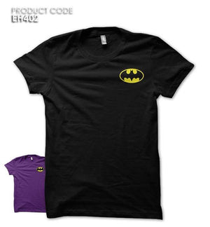 BATMAN POCKET LOGO Half Sleeves Tshirt (EH11A)
