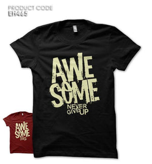AWESOME Half Sleeves Tshirt (EH465)