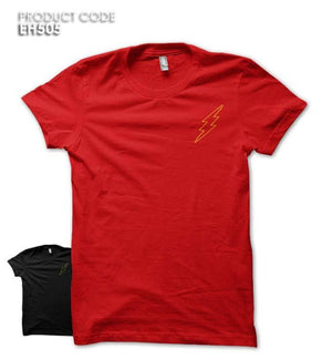 FLASH CURRENT POCKET Half Sleeves Tshirt (EH494A)