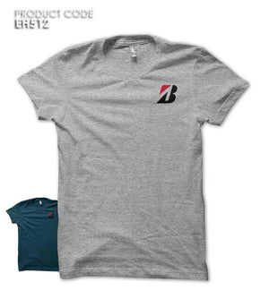 BRIDGESTONE LOGO POCKET Half Sleeves Tshirt (EH512A)