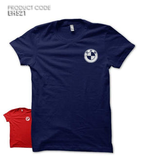 BMW POCKET Half Sleeves Tshirt (EH546A)