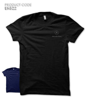 MERCEDES BENZ POCKET Half Sleeves Tshirt (EH542A)