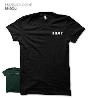 ARMY POCKET Half Sleeves Tshirt (EH549A)