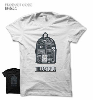 THE LAST OF US Half Sleeves Tshirt (EH564)