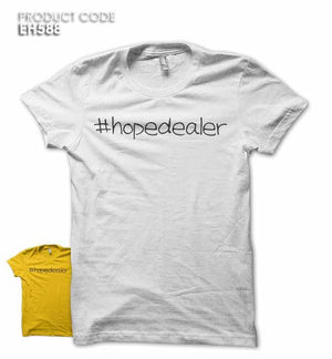 HOPE DEALER Half Sleeves Tshirt (EH588)