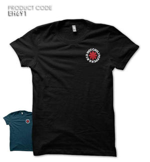 RED HOT CHILLI PEPPERS POCKET Half Sleeves Tshirt (EH711A)