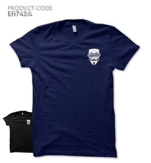 VENDETTA SUPREME POCKET Half Sleeves Tshirt (EH743A)