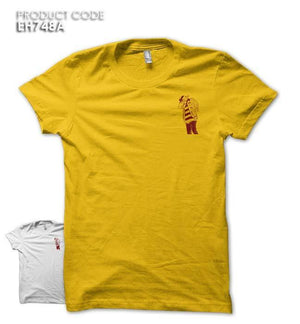 YOYO DAB POCKET Half Sleeves Tshirt (EH748A)