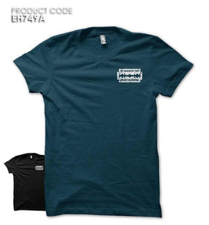 PEAKY BLINDERS BLADE POCKET Half Sleeves Tshirt (EH749A)