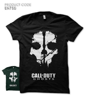 CALL OF DUTY GHOSTS Half Sleeves Tshirt (EH758)