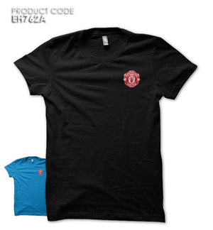 MANCHESTER UNITED POCKET Half Sleeves Tshirt (EH762A)