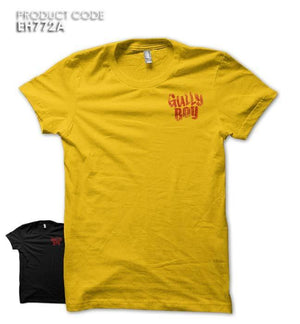 GULLY BOY POCKET Half Sleeves Tshirt (EH772A)