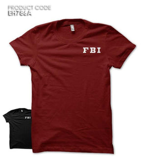FBI POCKET Half Sleeves Tshirt (EH786A)
