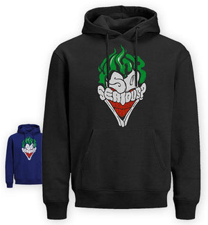WHY SO SERIOUS HOODIE (EK582)