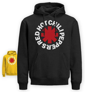 RED HOT CHILLI PEPPERS HOODIE (EK711)