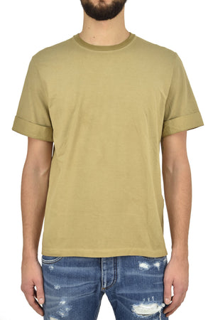 Neil Barret T shirt Flash Beige
