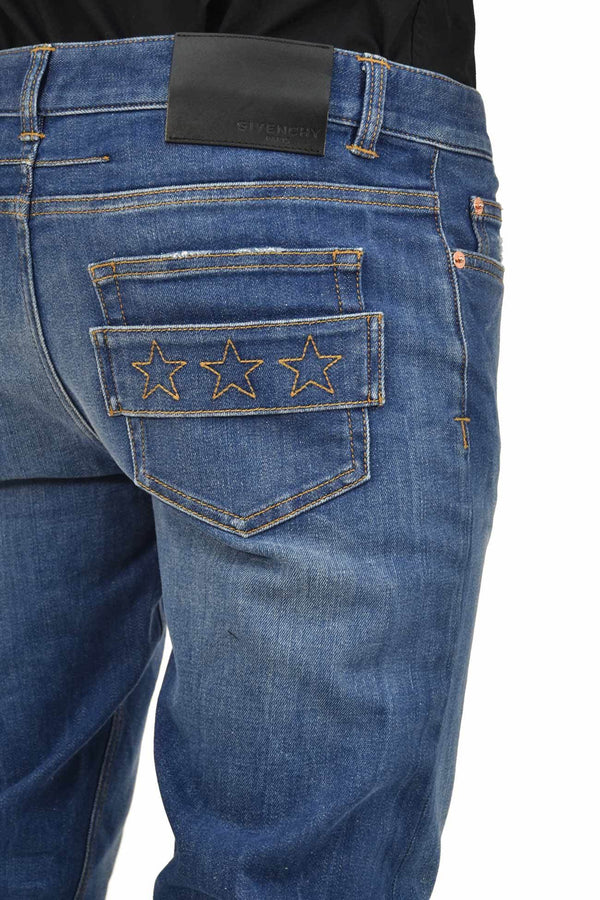 Givenchy Jeans Stars