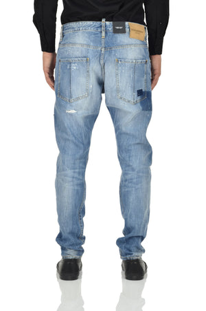 Dsquared2 Classic Kenny Twist Jean Toppe