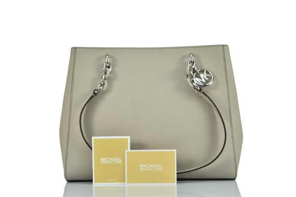 Michael Kors Borsa Sofia Tote 35H8SO5T7L Cement