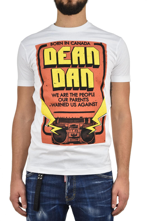 Dsquared2 T-Shirt DEAN DAN
