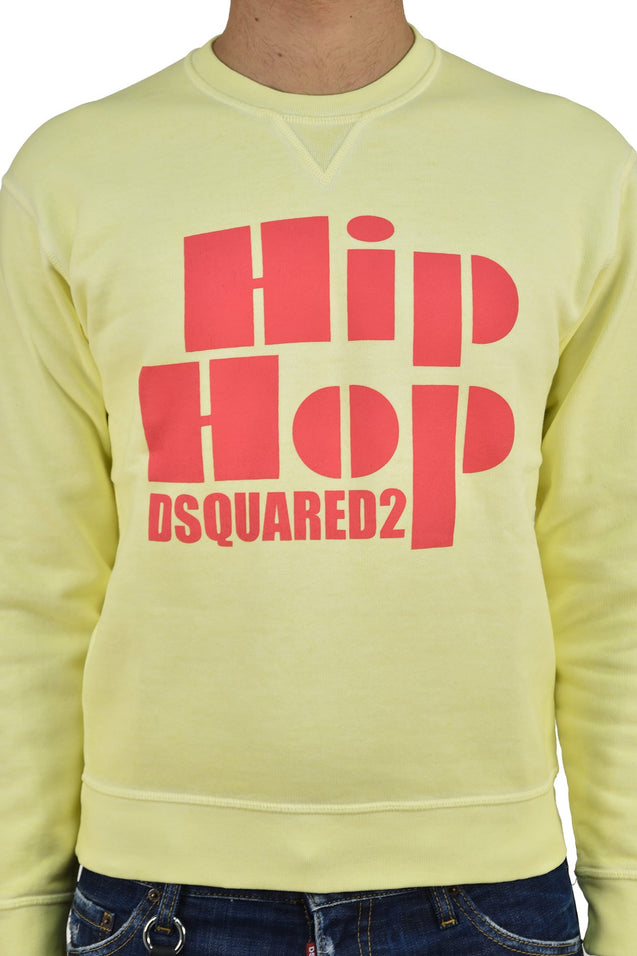 Dsquared2 Felpa Hip Hop