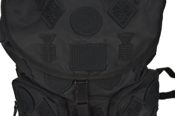 Marcelo Burlon Zaino Patches