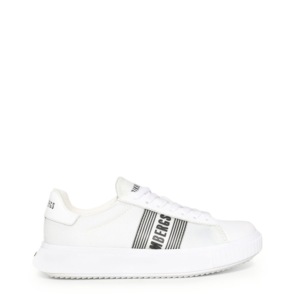 Bikkembergs Sneakers Donna Nere Basse Stringate Mod. B4BKW0038