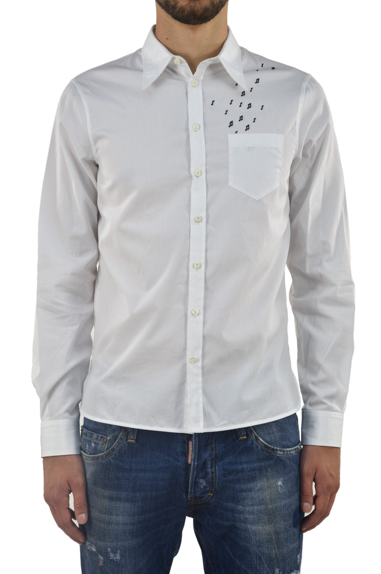 Dsquared2 Camicia Note