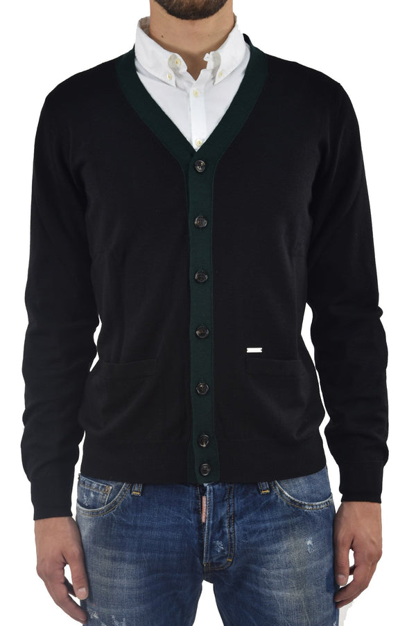 Dsquared2 Pullover con Bottoni
