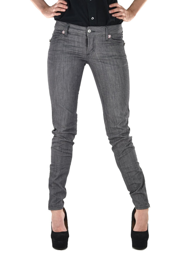 Dsquared2 Super Slim Jean Grigio