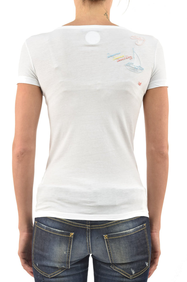 Dsquared2 T-Shirt Bianca Summer C.