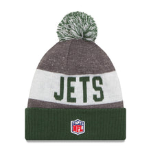 NY NETS ON-FIELD SIDELINE SPORT KNIT HAT