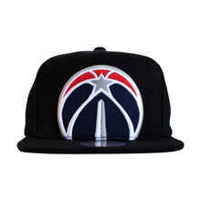 MEN'S NBA WASHINGTON WIZARDS CROPPED MESH XL SNAPBACK