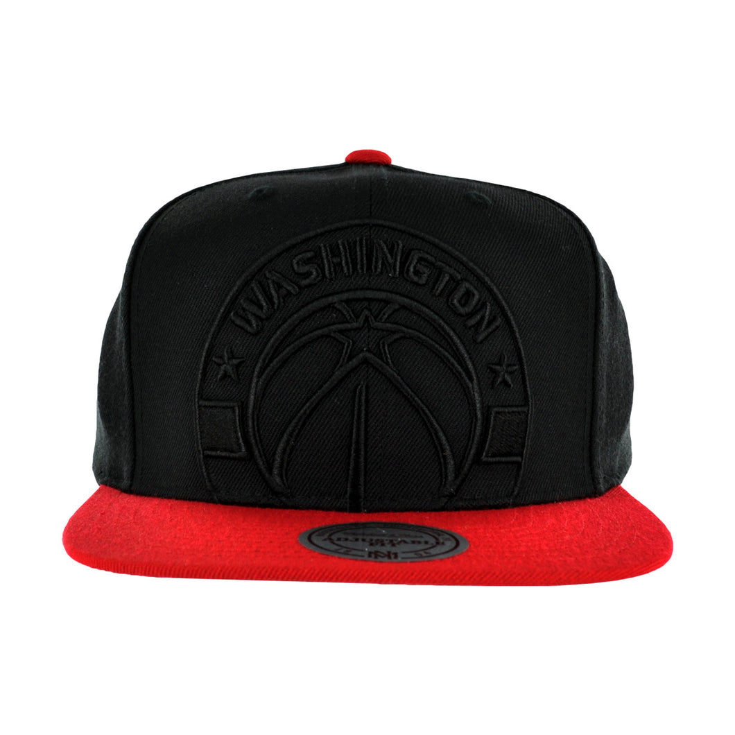 MEN'S NBA WIZARDS CROPPED SNAPBACK