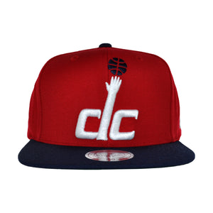MEN'S DC WIZARDS SNAPBACK